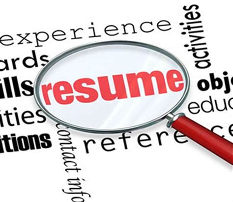 Objectives for a resume for nursing